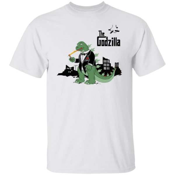 City The Godzilla Smoking shirt, hoodie