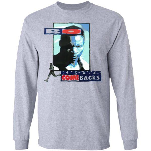 Bo knows Jackson shirt, hoodie