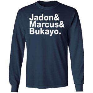 Jason Sudeikis Jadon Marcus Bukayo shirt, hoodie