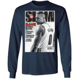 Slam Dame no mercy no Fear Stephen Curry Toronto Raptors Marc Gasol shirt, hoodie