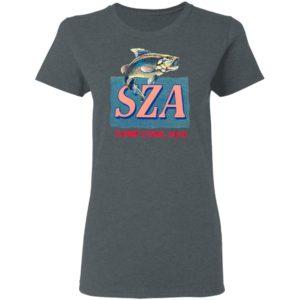 SZA CAMP CTRL 2018 T-Shirt, ladies tee