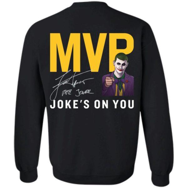 NIKOLA JOKIĆ Limited Edition MVP Tee Shirt - Joke's On You