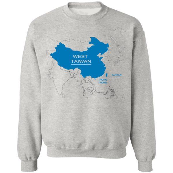 West Taiwan T-Shirt, Hoodie