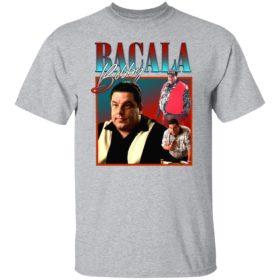 Bacala Bobby shirt, ladies tee