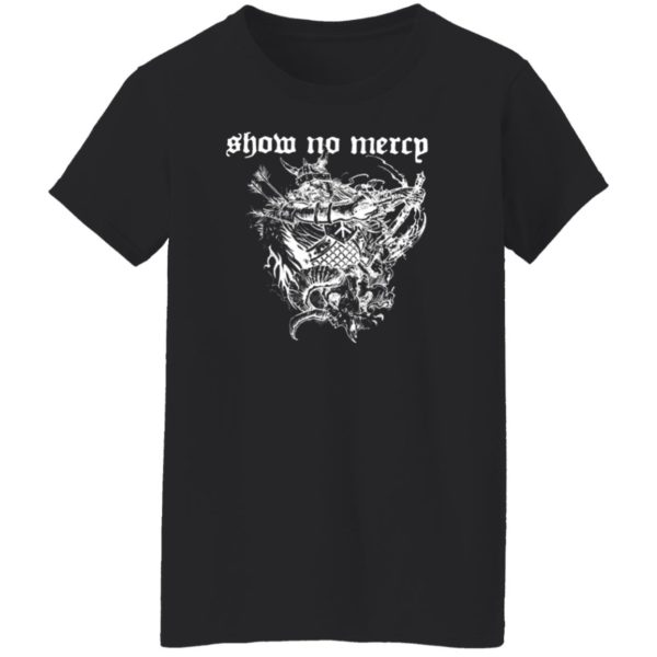 Dave Show no mercy born in a graveyard raised by a witch half motherfucker Shirt