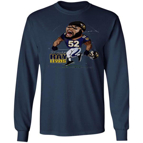Funny Raymond Anthony Lewis football Shirt