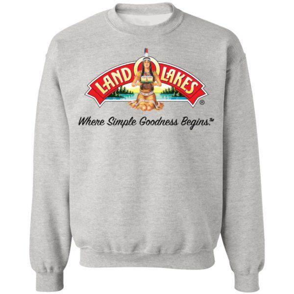 Land O'Lakes T-Shirt, hoodie, sweatshirt