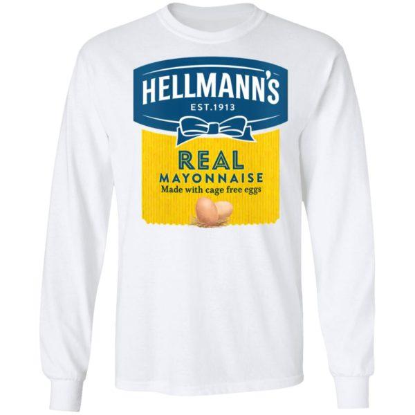 Hellmann's Real Mayonnaise Crew T-Shirt, hoodie, sweatshirt