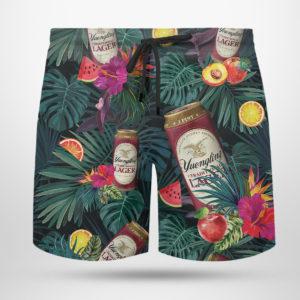 Yuengling Lager Beer Hawaiian Shirt, Beach Shorts