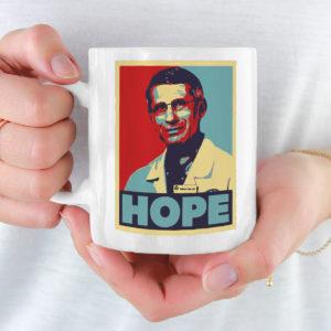 Dr Fauci Hope Anthony Fauci Mug