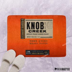 Knob Creek Bourbon Whiskey Bath Mat