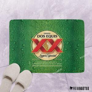 Dos Equis Beer Bath Mat