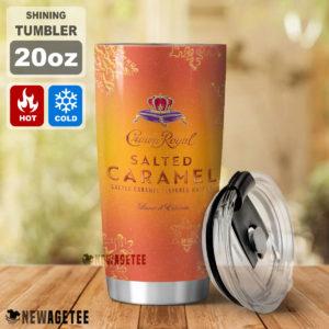 Crown Royal Whisky Skinny Tumbler 30oz 20oz