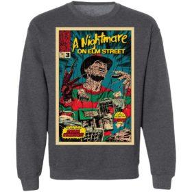 Freddy Krueger A Nightmare On Elm Street Shirt