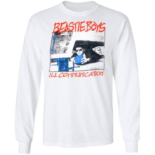 Beastie Boys Ill Communication Funny Shirt back side
