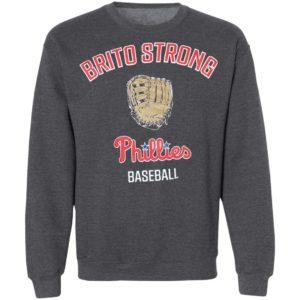 Brito Strong Phillies Baseball shirt