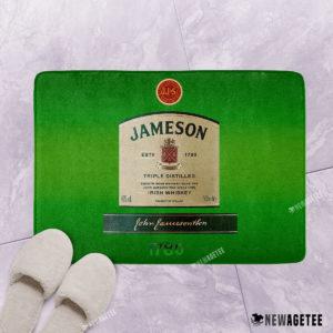 Jameson Triple Distilled Irish Whiskey Bath Mat