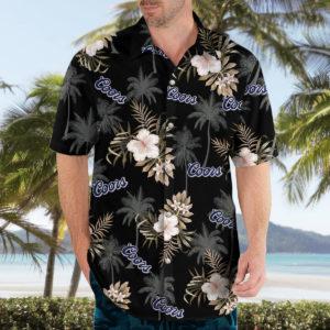 COORS beer Hawaiian Shirt, Beach Shorts for Men