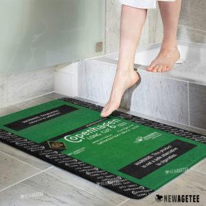 Copenhagen Long Cut Wintergreen Bath Mat