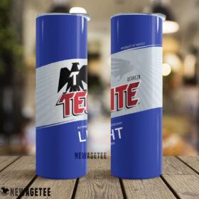 Tecate Light Beer Skinny Tumbler Stainless Steel 20oz 30oz