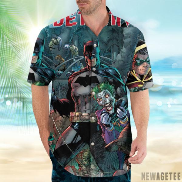 1 Hawaiian Shirt Batman Detective Comics