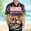 1 Hawaiian Shirt Marvel Encyclopedia New Edition