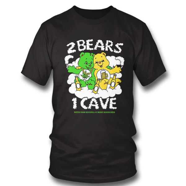 1 T Shirt 2 Bears 1 Cave Merch Ymh T shirt