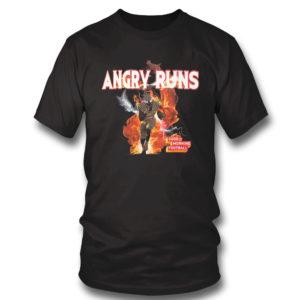 1 T Shirt Angry Runs T Shirt Nfl T shirt