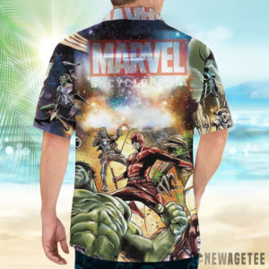 2 Button Up Shirt Marvel Encyclopedia New Edition