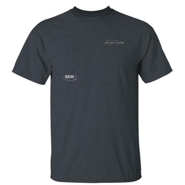 2 T Shirt Dark Heather Sabrina Carpenter Twitter T shirt