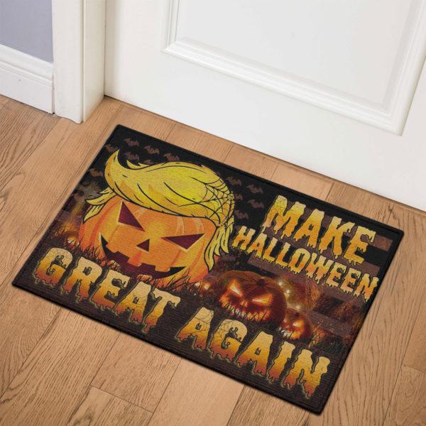 3 Indoor Door Mat Trumpkin American Make Halloween Great Again Doormat