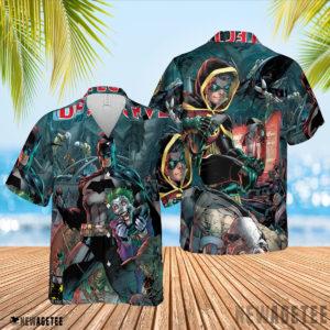 3D Shirt Batman Detective Comics