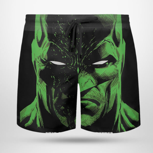 4 Beach Shorts Batman Three Jokers