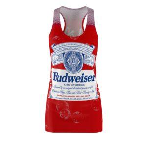 Budweiser Beer Costume Dress