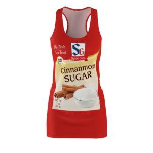 Cinnamon Sugar Spice Girls Group Halloween Costumes Dress