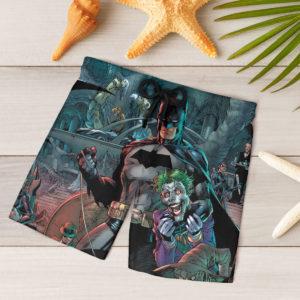 5 Shorts Batman Detective Comics