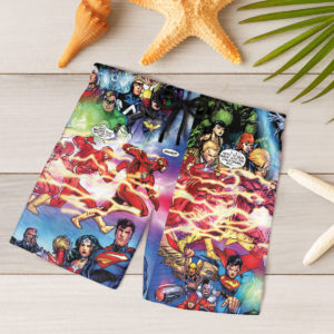 5 Shorts Flash And Pandora Merging Worlds Prime Earth Pandora DC