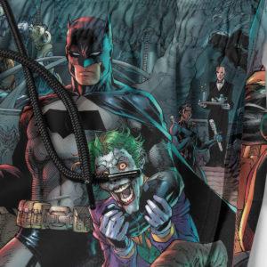 6 Hawaiian Shorts Batman Detective Comics