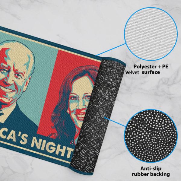 6 Rug Americas Nightmare Joe Biden Kamala Harris Indoor Doormat