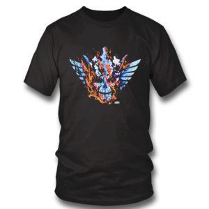 T Shirt Cody Rhodes Backdraft Wiki shirt
