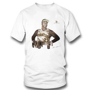 T Shirt Marlins News Roberto Clemente Day shirt