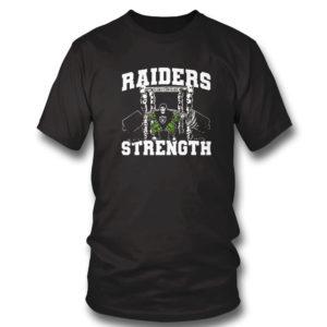 T Shirt Raiders Strength Shirt Raiders Derek Carr Roots For Darren Waller After Drug Problem