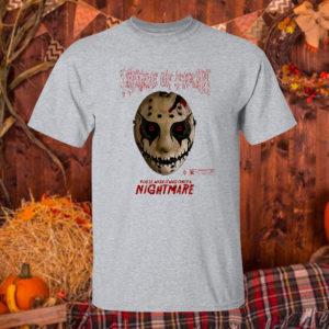 T Shirt Sport grey Cradle Of Filth Jesus Is Ac Shirt