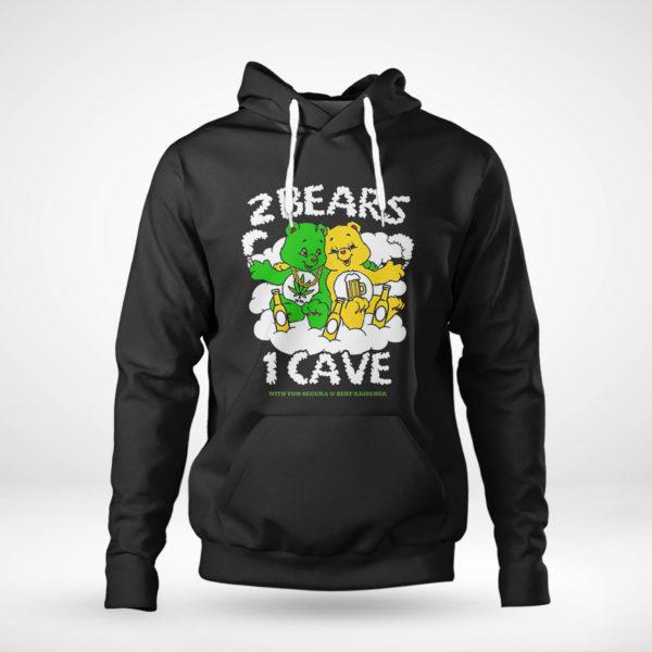 Unisex Hoodie 2 Bears 1 Cave Merch Ymh T shirt