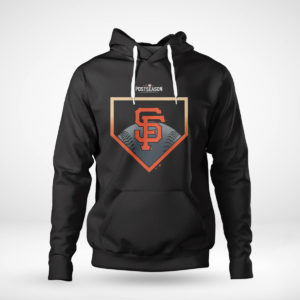 Unisex Hoodie San Francisco Giants Fanatics Branded 2021 Postseason Around the Horn T Shirt