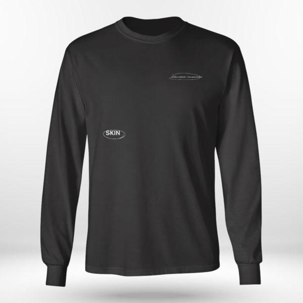 Unisex Longsleeve shirt Sabrina Carpenter Twitter T shirt