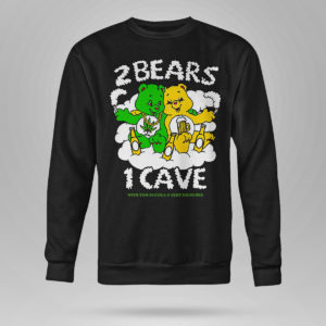 Unisex Sweetshirt 2 Bears 1 Cave Merch Ymh T shirt