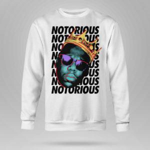 Unisex Sweetshirt Biggie Small Notorious Big Rapper T Shirt