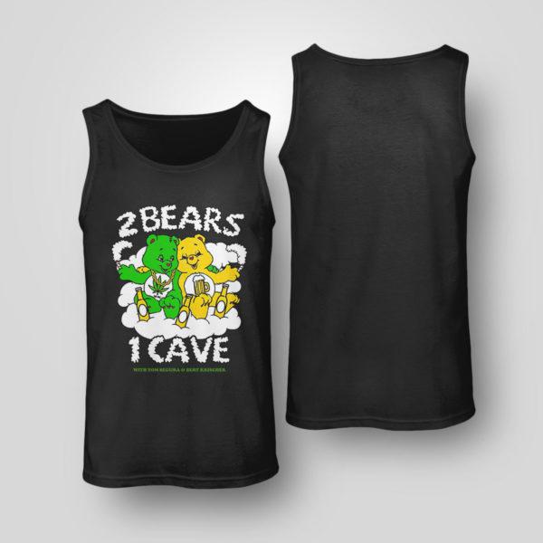 Unisex Tank Top 2 Bears 1 Cave Merch Ymh T shirt