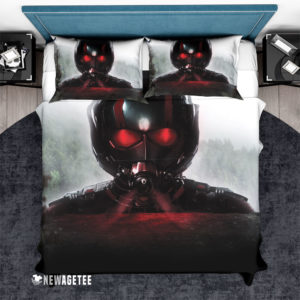 Bedding Set MCU Ant Man Duvet Cover and Pillow Case Bedding Set
